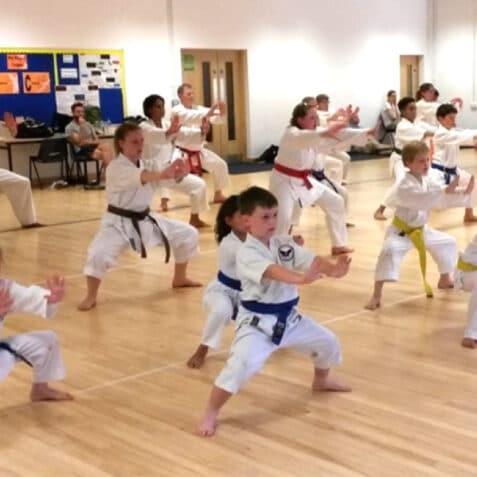 karate, poplar union, east london