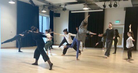 babel theatre, a mindful mess festival 2021, get a head, poplar union, workshop, theatre workshop